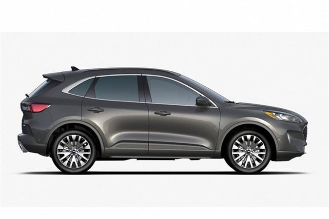 5 xe SUV co trung tot nhat nam 2019: Honda CR-V gop mat hinh anh 3