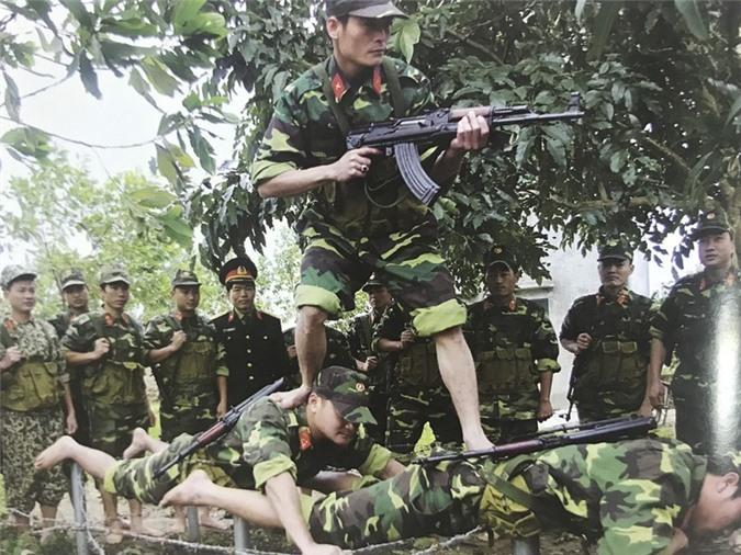 Bo anh chua tung cong bo ve luc luong Quan doi nhan dan Viet Nam thien chien, tinh nhue-Hinh-10