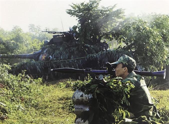 Bo anh chua tung cong bo ve luc luong Quan doi nhan dan Viet Nam thien chien, tinh nhue-Hinh-8