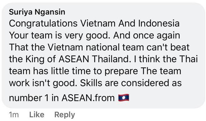 Cho Tiến Linh đá lại phạt đền, trọng tài chính trận Việt Nam - Thái Lan hứng đủ gạch đá của fan Đông Nam Á - Ảnh 11.