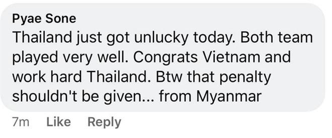 Cho Tiến Linh đá lại phạt đền, trọng tài chính trận Việt Nam - Thái Lan hứng đủ gạch đá của fan Đông Nam Á - Ảnh 8.