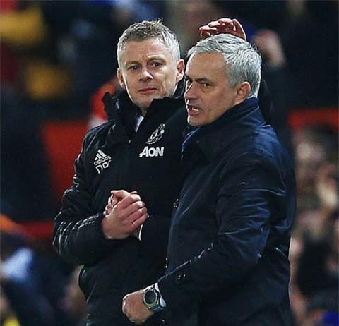 Thắng Mourinho không thể làm Solskajer hết lo
