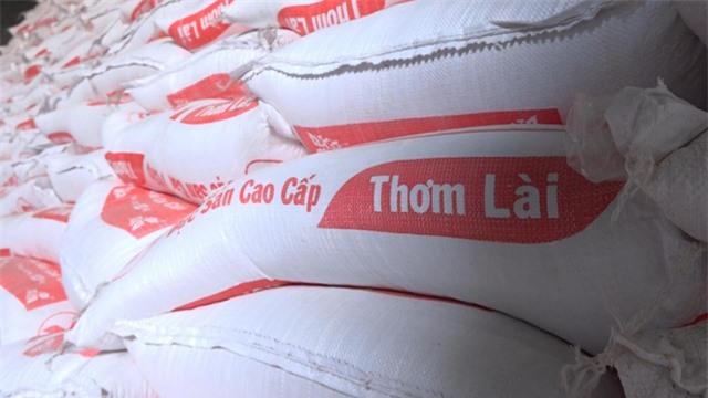 Giá lúa gạo tăng nhẹ - Ảnh 2.
