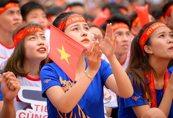 NHM Việt Nam đã trải qua đủ cung bậc cảm xúc
