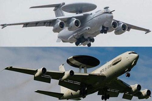 Sợ AWACS A-100 Premier, Mỹ-NATO vội nâng cấp Boeing E3 Sentry