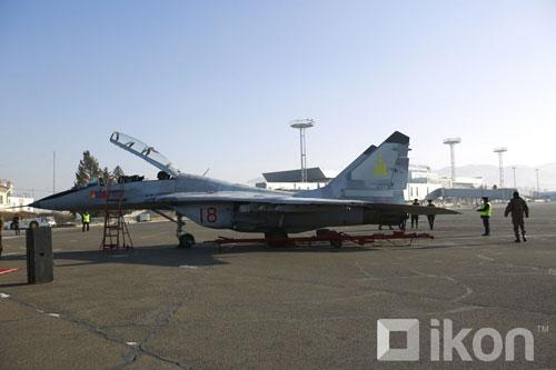Không quân Mông Cổ vừa được Nga