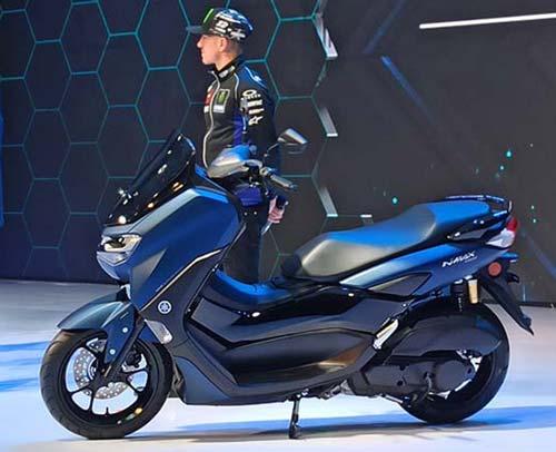 Yamaha NMAX 2020 ra mắt, cạnh tranh Honda ADV 150