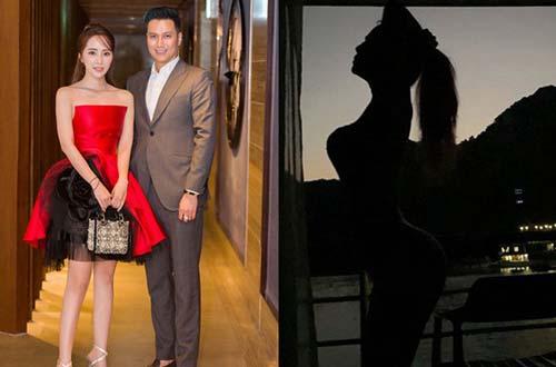 Hậu ly hôn Việt Anh bất ngờ đăng hình một cô gái bí ẩn với thân hình nóng bỏng, netizen đồng loạt gọi tên người này