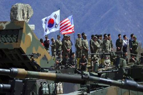 """Mỹ muốn Hàn Quốc trả thêm """"phí"""" cho lực lượng đồn trú"""
