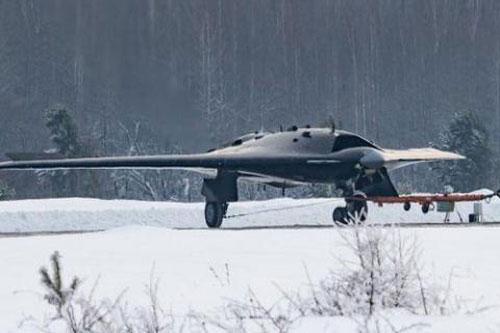 Nga thử nghiệm UCAV hạng nặng.