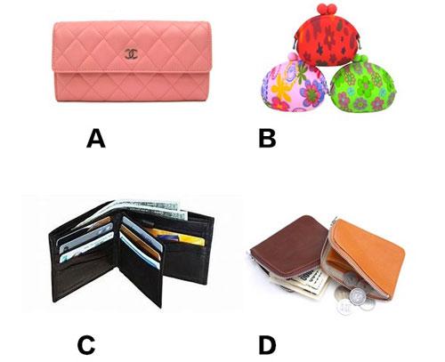Loại ví nào được bạn chọn?