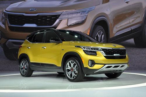 Chi tiết xe giá rẻ của Kia: Động cơ tăng áp, 'đe nẹt' Honda HR-V, Hyundai Kona