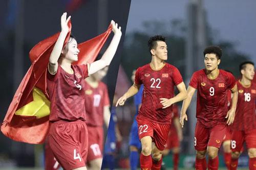 Tinh thần và kết quả thi đấu của hai đội tuyển đã nhận được lời khen ngợi từ Thủ tướng Chính phủ Nguyễn Xuân Phúc