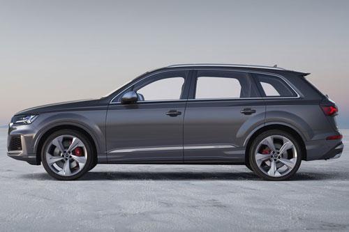 5. Audi SQ7.