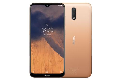 Nokia ra mắt smartphone camera kép, pin 4.000 mAh, giá 2,8 triệu