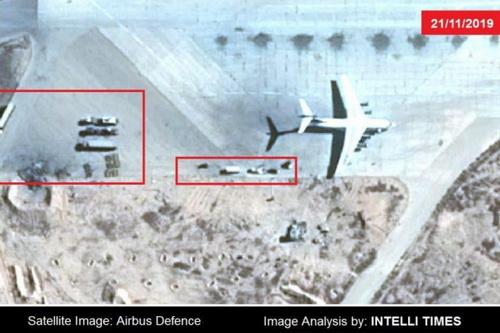 Iran được cho là đã bí mật vận chuyển tên lửa phòng không tối tân tới Syria. Ảnh: Intelli Times.