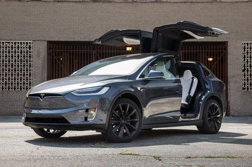 9. Tesla Model X.