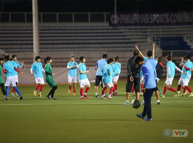 ẢNH: ĐT nữ Việt Nam rèn quân, quyết thắng Thái Lan trận chung kết SEA Games 30 - Ảnh 7.