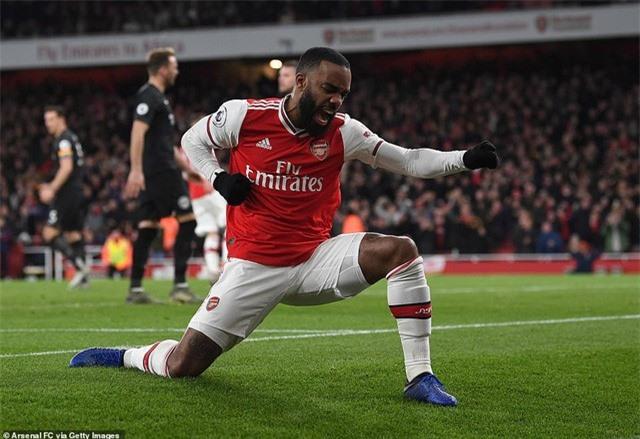 Arsenal 1-2 Brighton: Trận thua thất vọng - Ảnh 2.