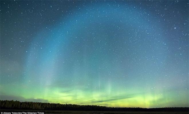 Bí ẩn quả cầu UFO khổng lồ phát sáng ở Sibaria: Cổng thời gian mở ra hay người ngoài hành tinh? - Ảnh 8.