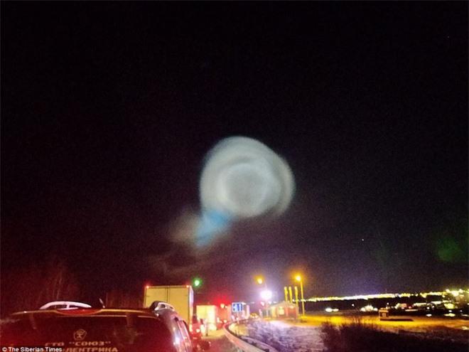Bí ẩn quả cầu UFO khổng lồ phát sáng ở Sibaria: Cổng thời gian mở ra hay người ngoài hành tinh? - Ảnh 9.