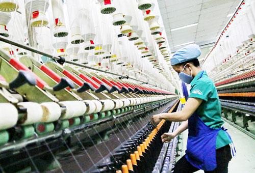 Năm 2019, ngành dệt may Việt Nam dự kiến tăng trưởng 7,55%