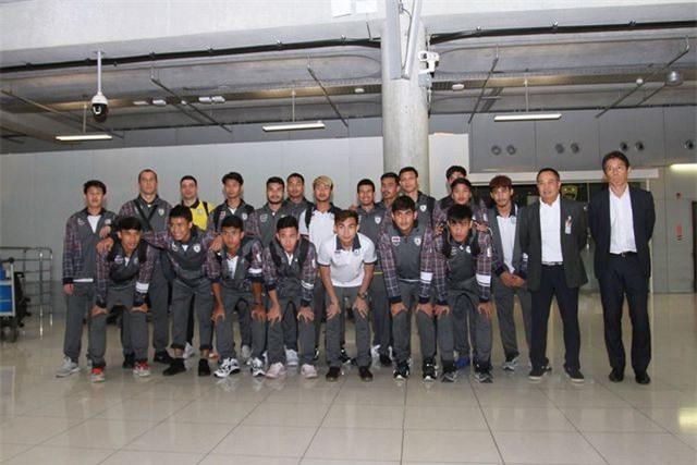 """HLV Nishino: """"Tôi xin lỗi tất cả người hâm mộ bóng đá Thái Lan"""" - 2"""