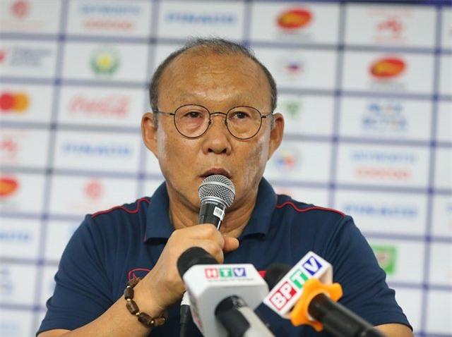"""HLV Park Hang Seo: """"Trận đấu với U22 Campuchia sẽ rất khó khăn"""" - 1"""