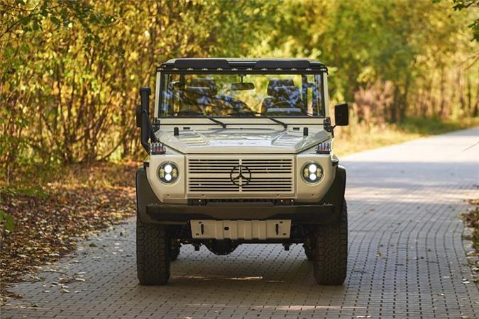Mercedes-Benz G-Class vut xo 28 nam,