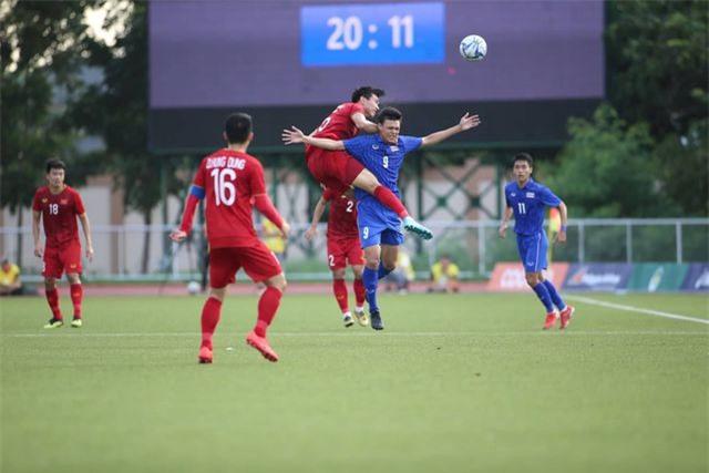 """Tiền vệ U22 Thái Lan: """"SEA Games là giải đấu để chúng tôi tập dượt"""" - 1"""
