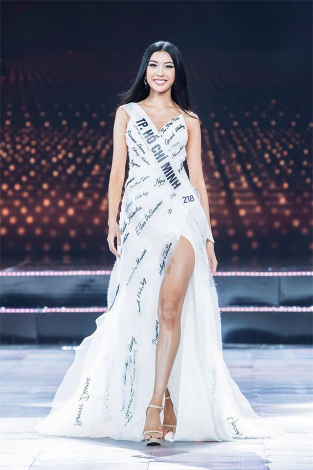Trước thềm chung kết, Miss Universe Việt Nam công bố top 5 người đẹp được yêu thích nhất: Thuý Vân, Tường Linh bỗng dưng mất hút? - Ảnh 2.