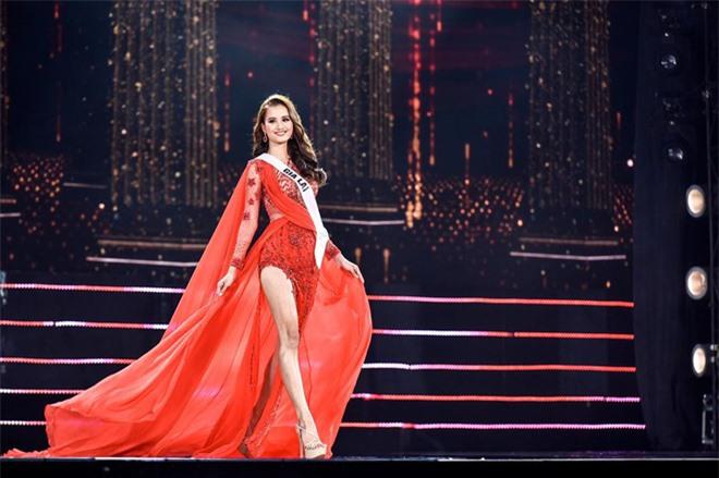 Trước thềm chung kết, Miss Universe Việt Nam công bố top 5 người đẹp được yêu thích nhất: Thuý Vân, Tường Linh bỗng dưng mất hút? - Ảnh 3.