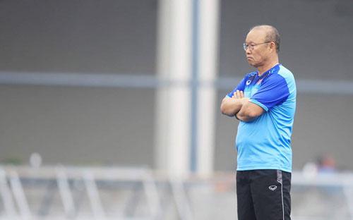 U22 Việt Nam: Bài toán thủ môn với HLV Park Hang Seo trước trận bán kết