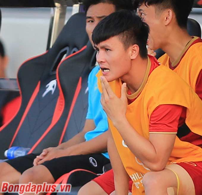 Đây mới là lần đầu tiên trong nhiệm kỳ của ông Park, Việt Nam để đối phương dẫn tới 2 bàn chỉ trong vòng 10 phút đầu tiên.