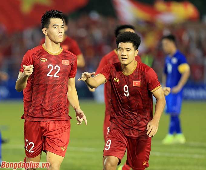 U22 Thái Lan phải ghi 2 bàn trong 20 phút còn lại thì mới có thể đi tiếp.