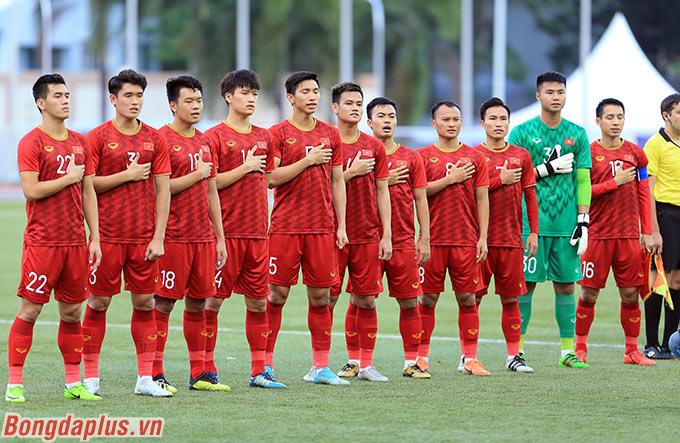 U22 Việt Nam bước vào trận đấu cuối cùng với U22 Thái Lan với lợi thế lớn vào bán kết. Chỉ cần không thua với cách biệt 2 bàn trở lên, U22 Việt Nam sẽ đi tiếp.