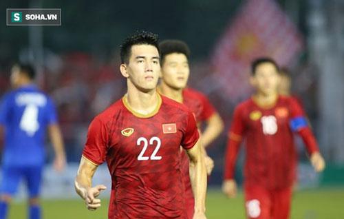 Tiến Linh đang là cầu thủ ghi bàn tốt nhất trong các kỳ Sea Game của Việt nam