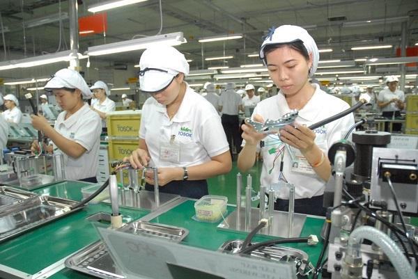 Quy mô sản xuất công nghiệp tại TP.HCM tăng trưởng mạnh trong những năm qua.