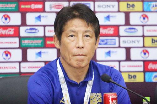 HLV Nishino xin lỗi NHM Thái Lan, thừa nhận lựa chọn sai cầu thủ ở SEA Games