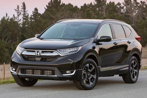5. Honda CR-V (doanh số: 671.412 chiếc).