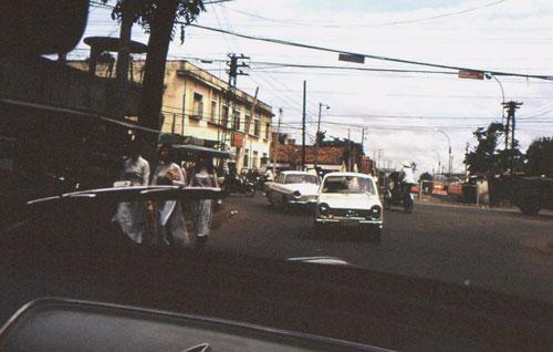 Ảnh cực độc Sài Gòn năm 1971 qua ống kính người Mỹ