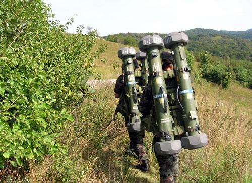 Quân đội Đức tăng cường năng lực chống tăng bằng tên lửa Spike-LR