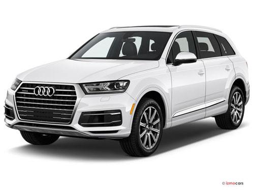 Bảng giá xe Audi tháng 12/2019