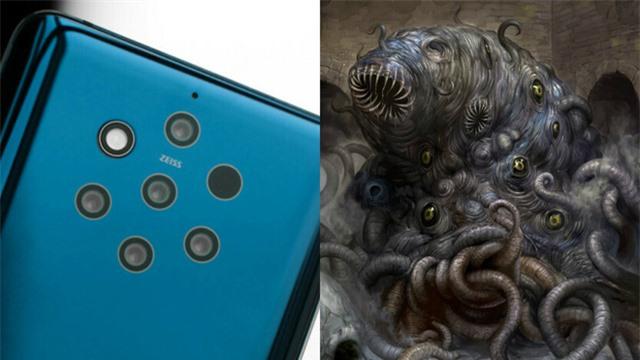 Apple từng vác cả cái bếp điện lên iPhone 11 Pro thì có gì lạ đâu khi camera của Samsung Galaxy S11+ trông như thế này - Ảnh 12.