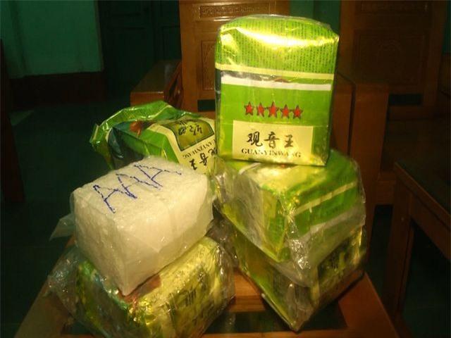 Điều tra vụ ma túy dạt vào bờ biển Quảng Trị - Ảnh 1.