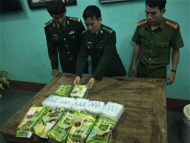 Điều tra vụ ma túy dạt vào bờ biển Quảng Trị - Ảnh 2.