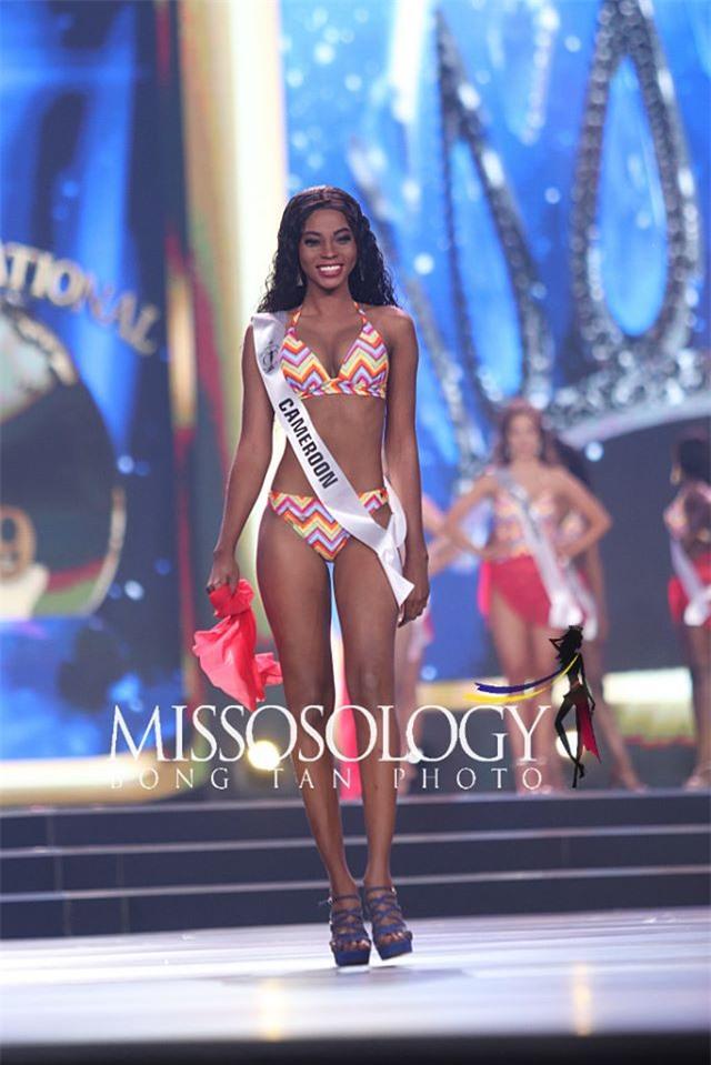 Người đẹp Thái Lan đăng quang, Ngọc Châu lọt top 10 Hoa hậu Siêu quốc gia 2019 - 11