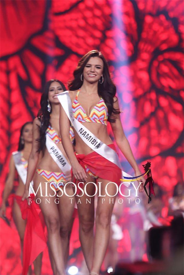 Người đẹp Thái Lan đăng quang, Ngọc Châu lọt top 10 Hoa hậu Siêu quốc gia 2019 - 15