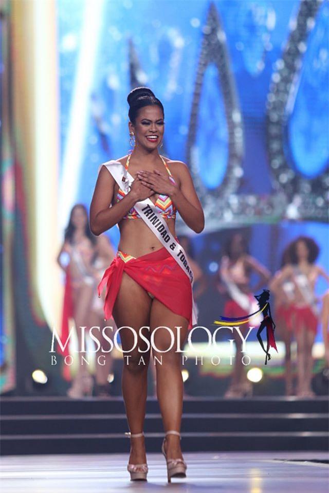 Người đẹp Thái Lan đăng quang, Ngọc Châu lọt top 10 Hoa hậu Siêu quốc gia 2019 - 16