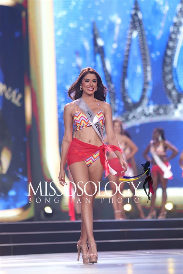 Người đẹp Thái Lan đăng quang, Ngọc Châu lọt top 10 Hoa hậu Siêu quốc gia 2019 - 18